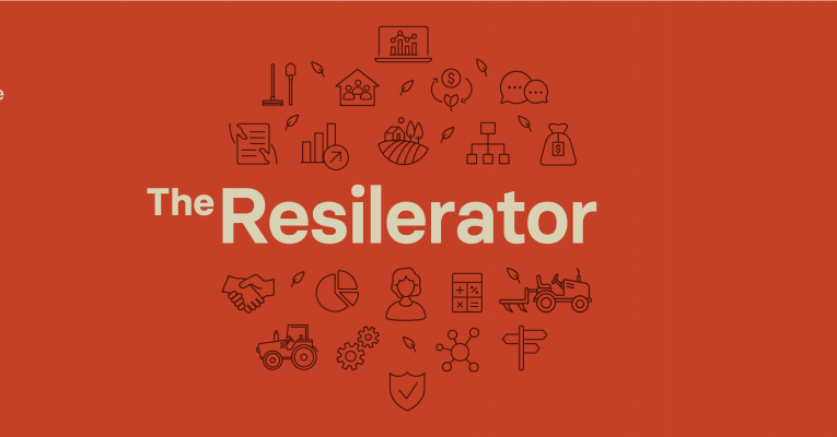 The 2021 Resilerator is helping growers start the year off right!